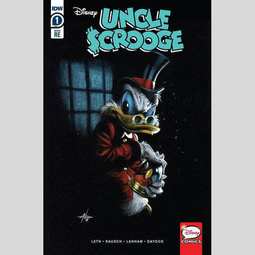 Cyn City Comics Comic Books Uncle Scrooge #1 Gabriele Dell'Otto Virgin Set