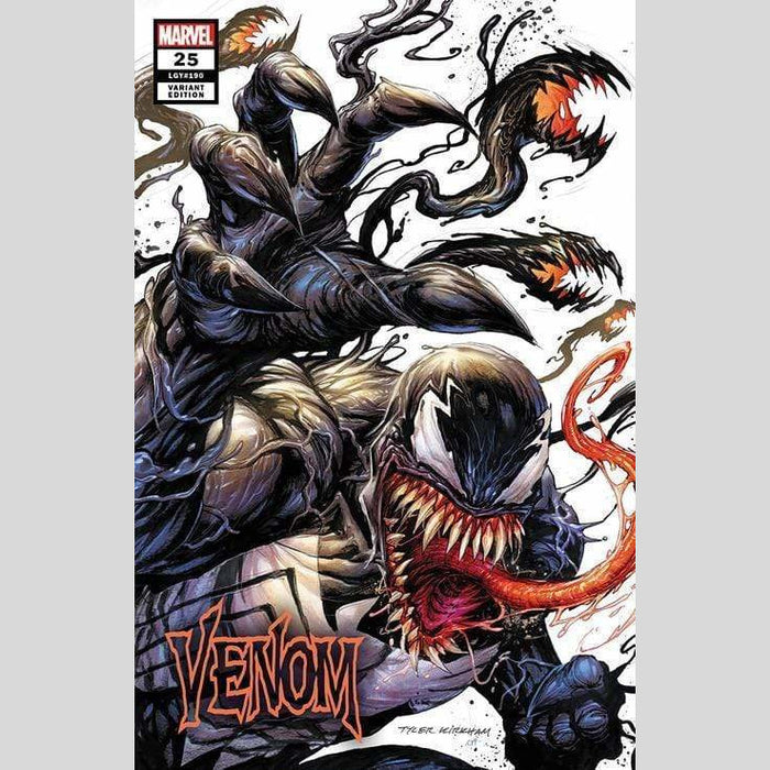 Cyn City Comics Comic Books Venom 25 Tyler Kirkham