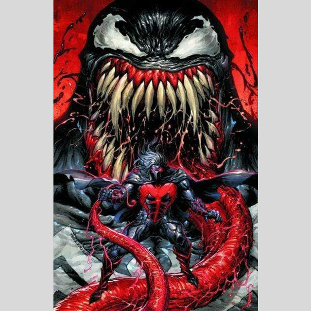 Cyn City Comics Comic Books Venom 25 Tyler Kirkham Secret Virgin