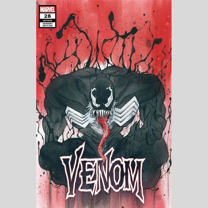 Cyn City Comics Comic Books Venom #28 Peach Momoko Variant