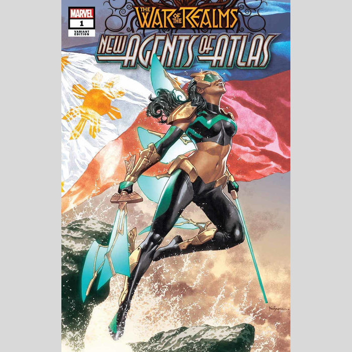 Cyn City Comics Comic Books War of the Realms New Agents of Atlas Mico Suayan