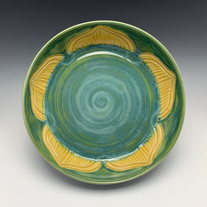 Lotus Serving Bowl, Large