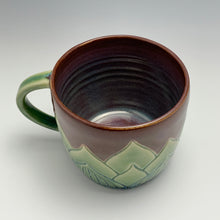 Load image into Gallery viewer, Succulent Mug, 14 ounces