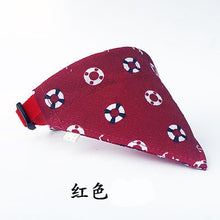 Load image into Gallery viewer, Red Dog Bandana