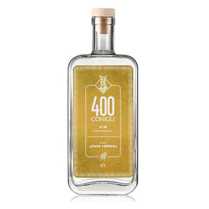 Gin 400 Conigli Vol. 7 Lemon Verbena