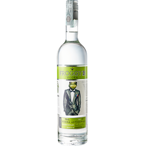 Vodka Froggy B Organic