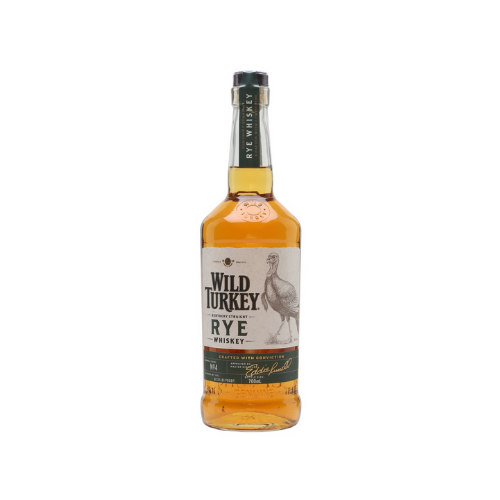 Whiskey Wild Turkey Kentucky Straight Rye