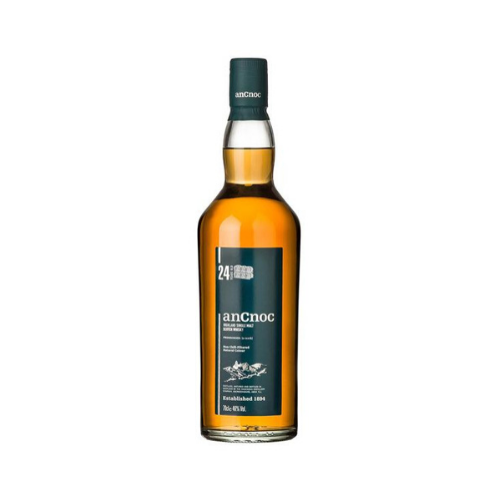 Whisky Ancnoc 24YO Single Malt