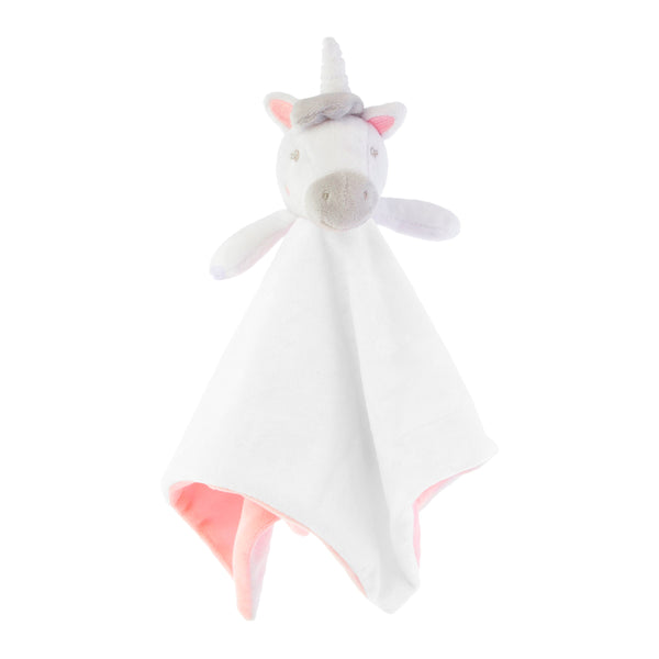 Unicorn Baby Cuddle Comforter
