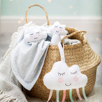 Sweet Dreams Cloud Baby Cuddle Comforter
