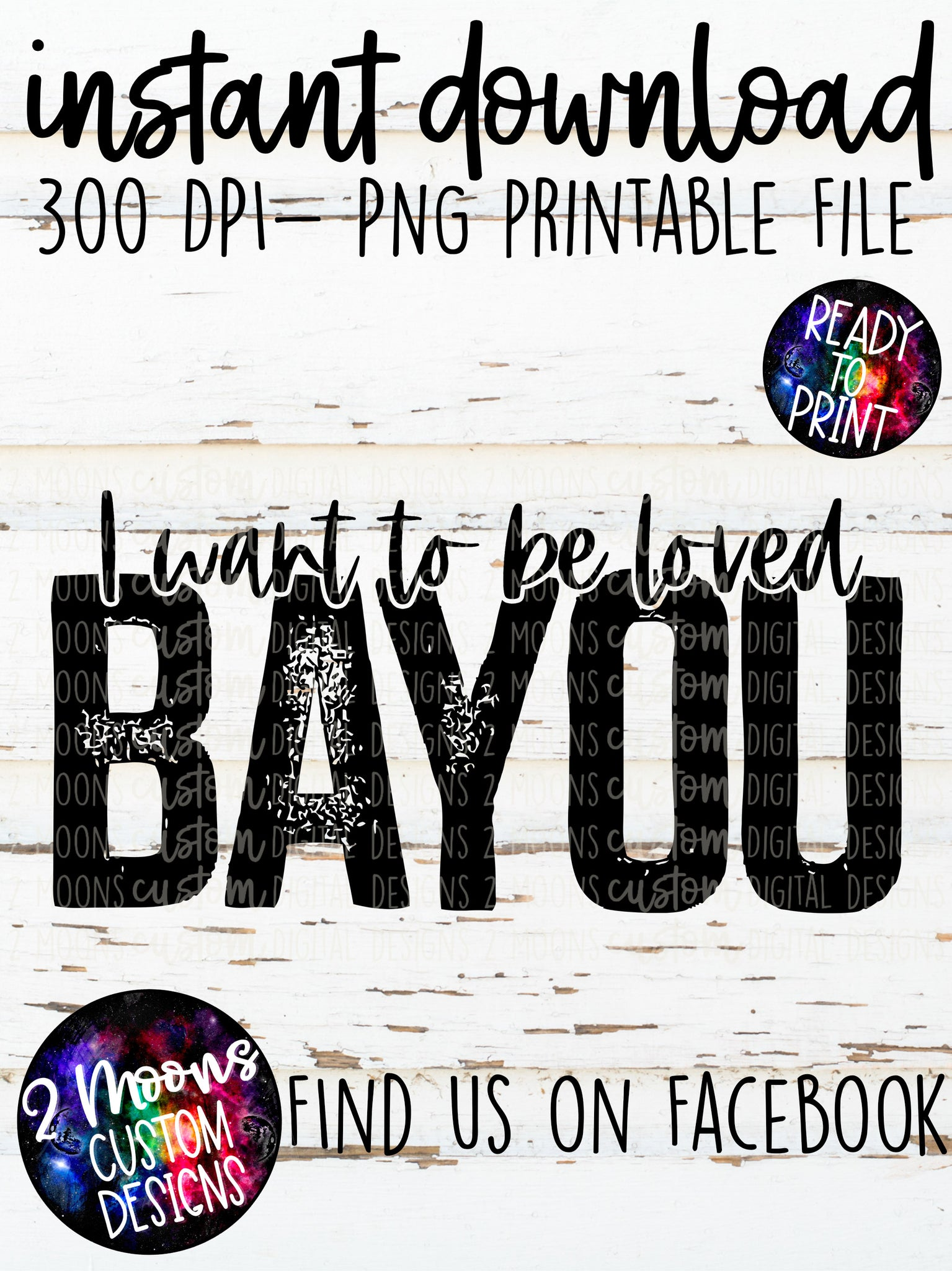 I want to be loved bayou
