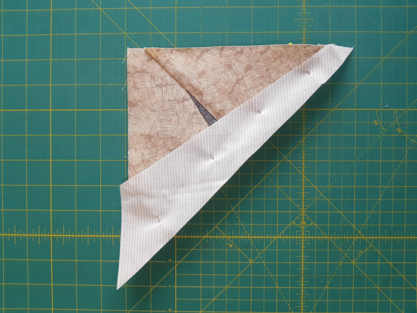 how to use directional fabrics in foundation paper piecing quilt modern patterns