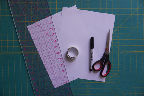 flight series, templates, how to make your own quilt top templates, ships & Violins