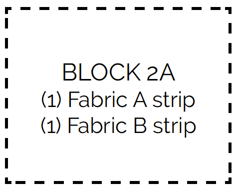 Printable Labels for The Badlands Quilt Pattern, Modern Monthly Issue 006