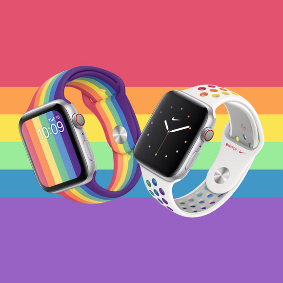 Pride Edition iWatch Band