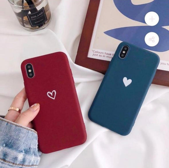 The Heart Combo Slim Case Cover - Kalakaar Indiaa