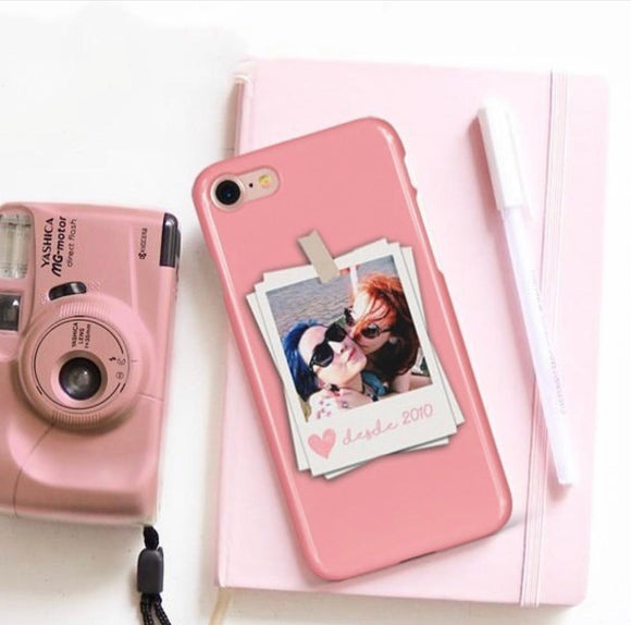 Personalised Photo Slim Case Cover - Kalakaar Indiaa