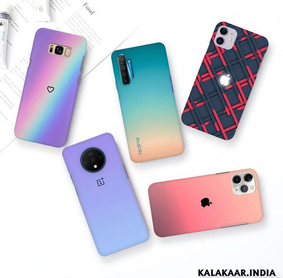 The Logo Family Slim Case Cover - Kalakaar Indiaa