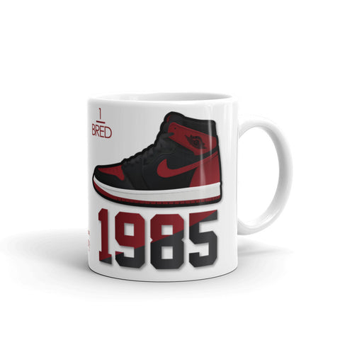 BREAK BRED 1'S MUG