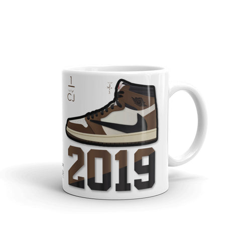 THE COFFEE BEAN 17 MUG