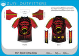 Gorilla Short Sleeve Cycling Jersey