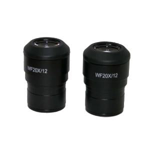20x SX25 Eyepieces (Pair) - Metalinspec Shop