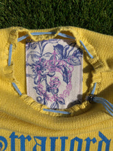 Load image into Gallery viewer, Yellow Knapsack Sweater (L)