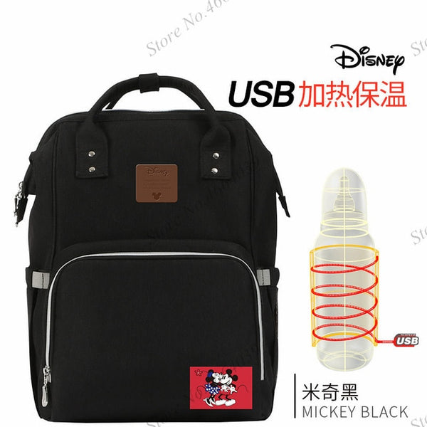 Disney Mummy Bag with USB Heater