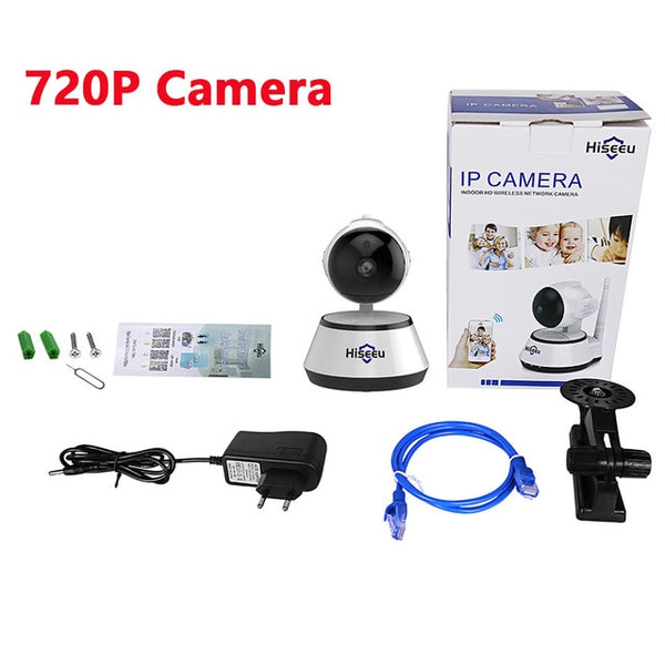 Hiseeu 720P/1080P IP Camera 2MP Wi-Fi