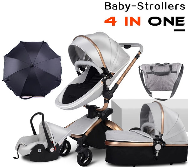 Standard Luxury High Landscape Stroller