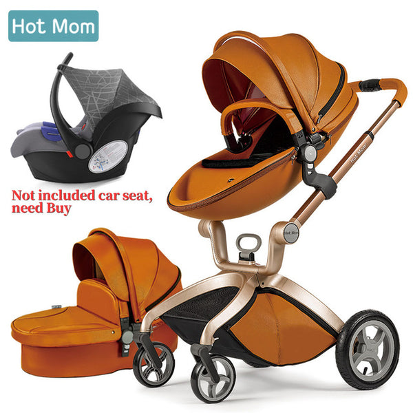Baby Stroller 3 in 1 High Land-scape