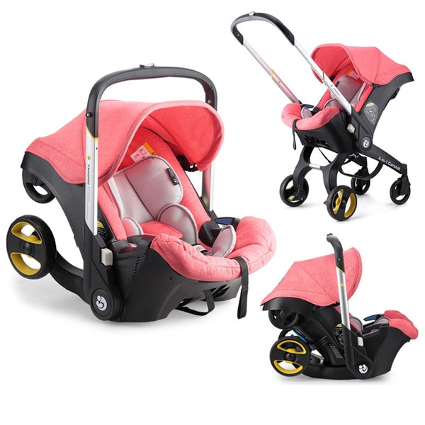 Portable 4 IN 1 Car Seat Stroller