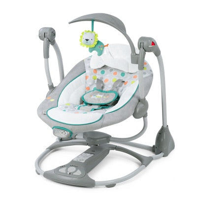 Newborn Gift Multi-function Music Electric Swing