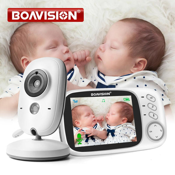 VB603 Video Baby Monitor 2.4G Wireless