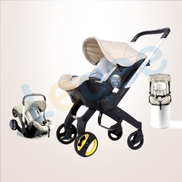Best 4 in 1 Child Baby Stroller