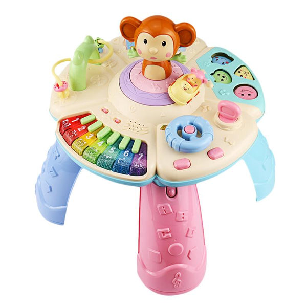 New Baby Toys Musical Learning Table