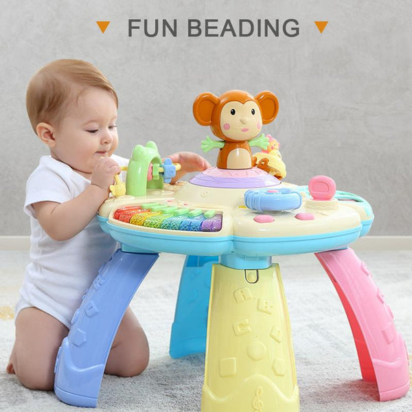 Baby Toys Musical Learning Table