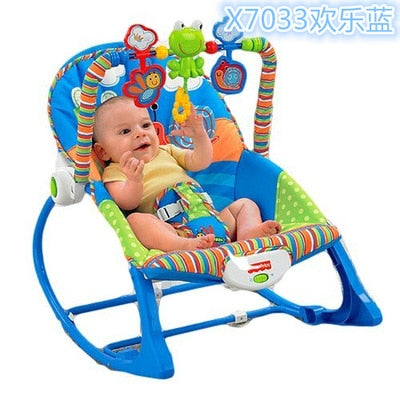 Sleeping Artifact Baby Rocking Chair