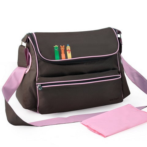 British Style Fashion Waterproof Diaper Bag