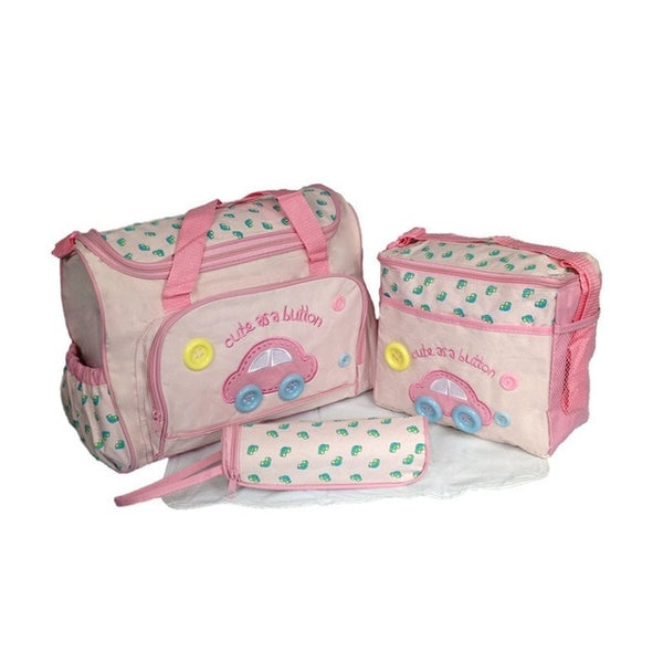 Multi-functional Baby Nappy Bag For Mom