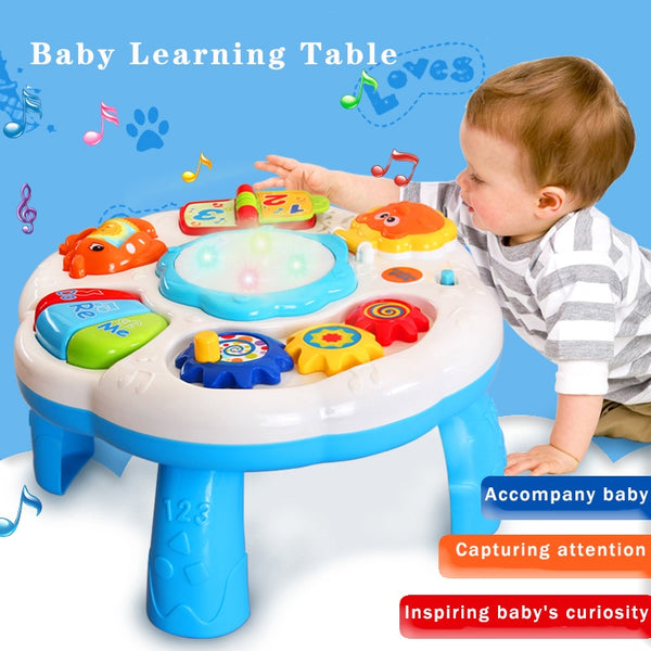 Baby Toys Educational Table 13-24 Months