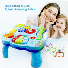 Toys Musical Learning Table