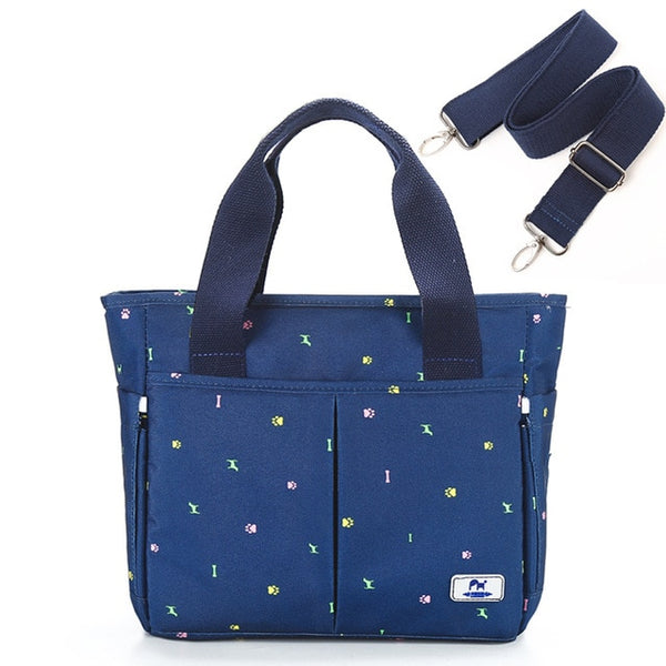 Multi-Pocket Baby Nappy Diaper Bag