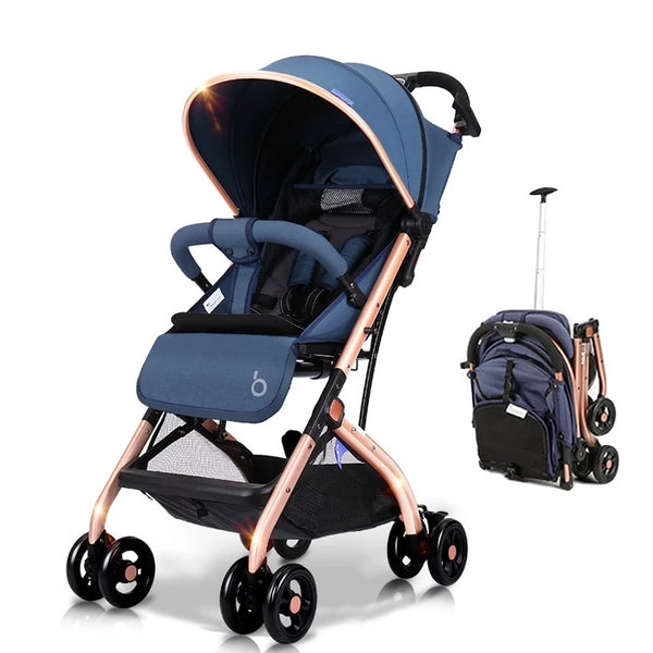 Super Light Boarding Baby Stroller