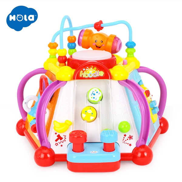 Baby Toy Musical Activity Cube Play Table