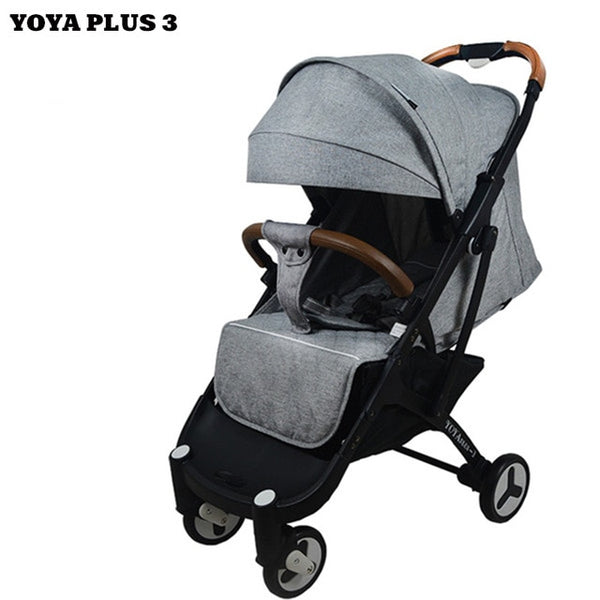 Yoyaplus 3 Baby Stroller Light Folding