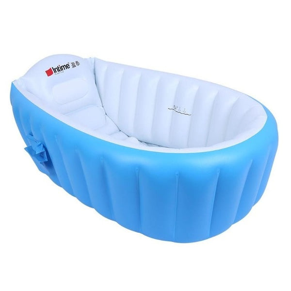 Newborn Safety Inflatable Bathtub