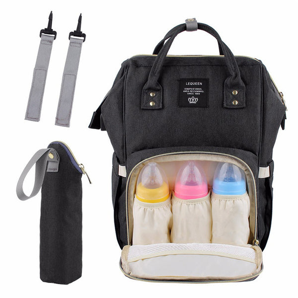 USB Diaper Bag Large Capacity
