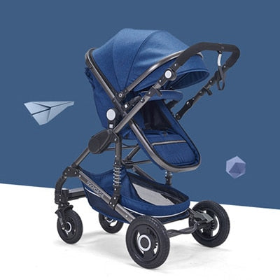 Best 3 in 1 Child Baby Stroller