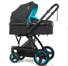 3-in-1 Baby Stroller High Landscape